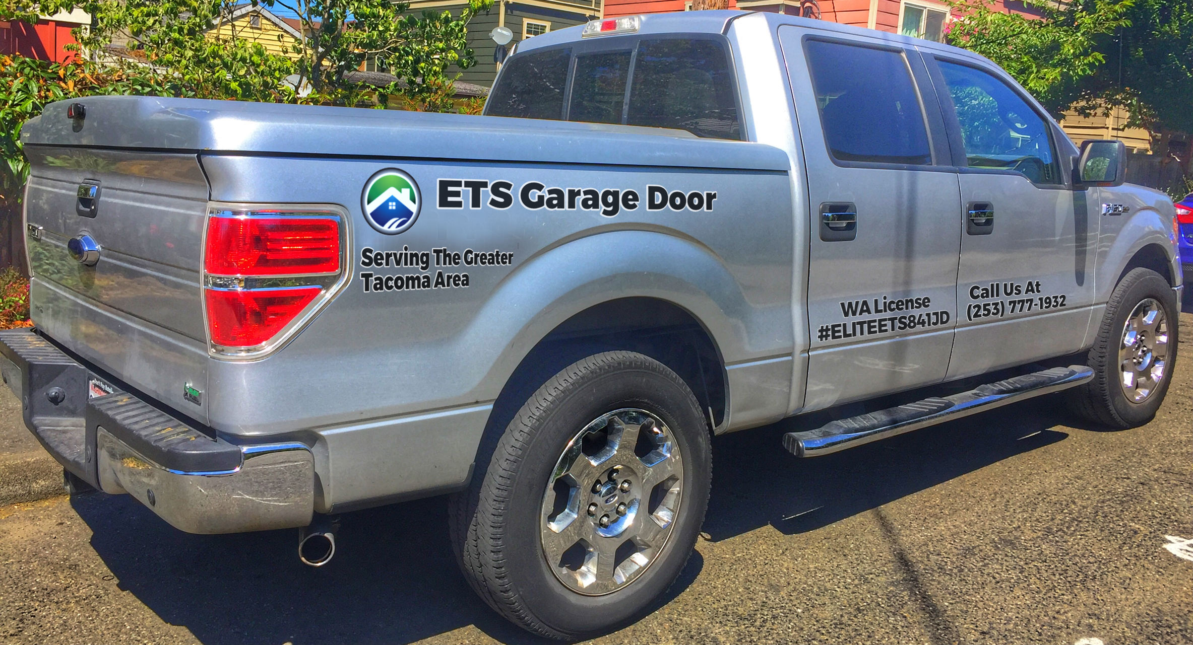 ETS Garage Door U0026 Automated Gate Repair In Seattle Washington
